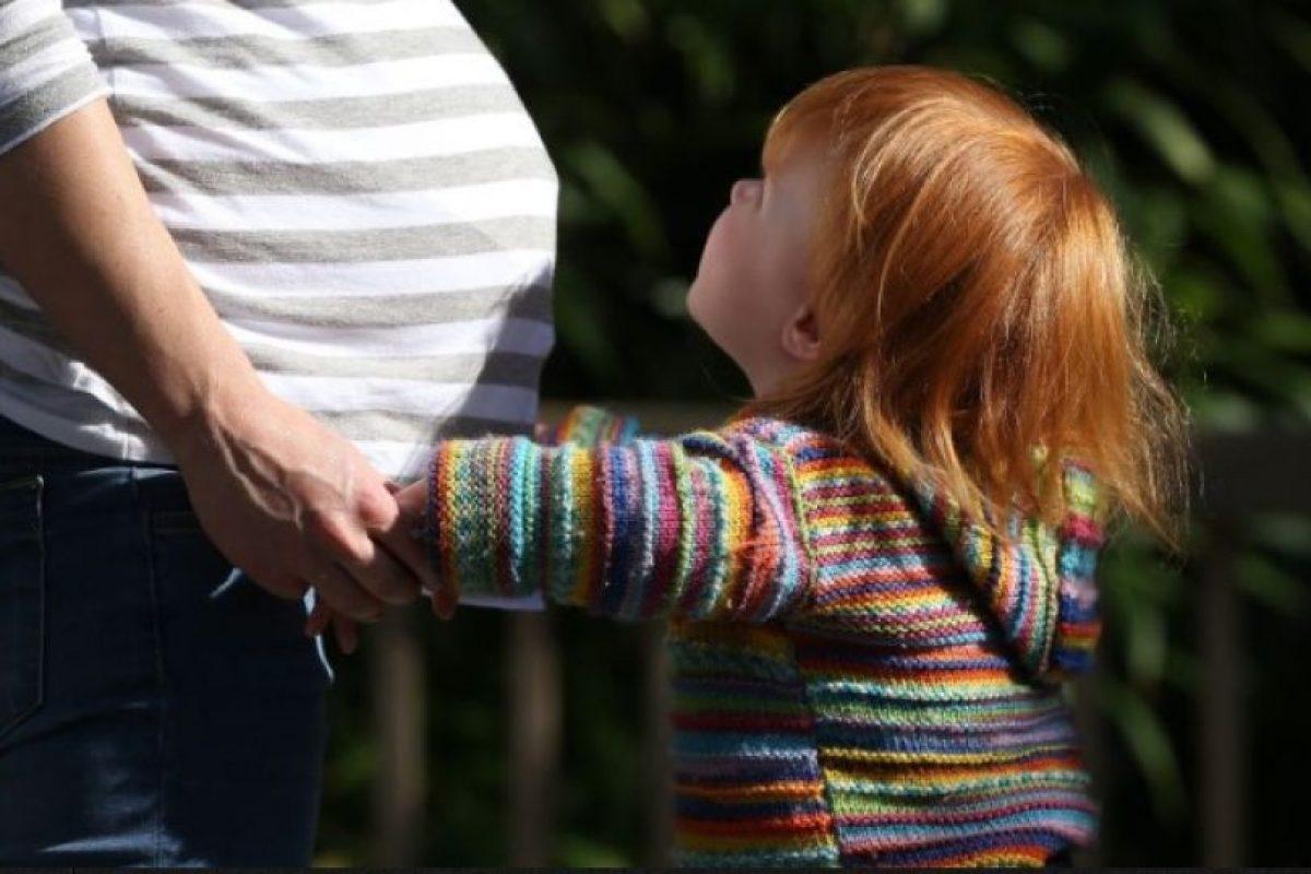 2. Impresión 3D permitió a madre ciega conocer a su bebé Foto:Getty Images