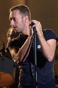 El vocalista de Coldplay se ha presentado en escenarios desde los 12 años. Foto:Getty Images