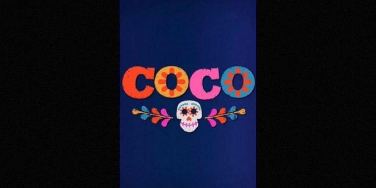 """""""Coco"""", cinta inspirada en el Día de Muertos llegará el 22 de noviembre de 2017 Foto:Disney"""