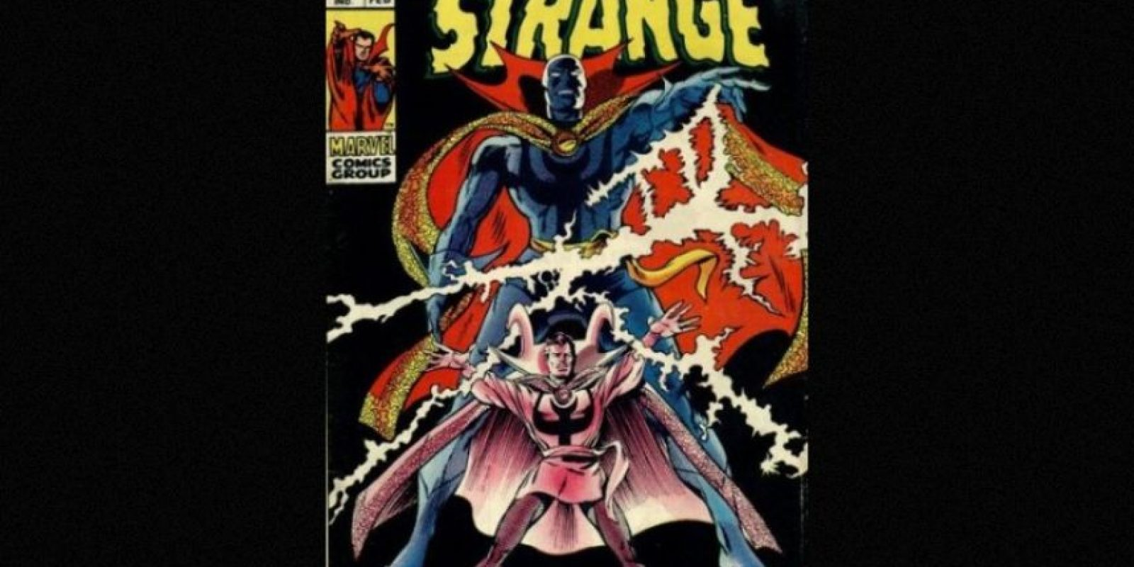 """Doctor Strange"" – 4 de noviembre de 2016 Foto:Disney"