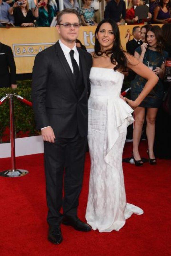 Y que además le exigía 140 millones de dólares en concepto de resarcimiento por 10 años de matrimonio. Foto:Getty Images