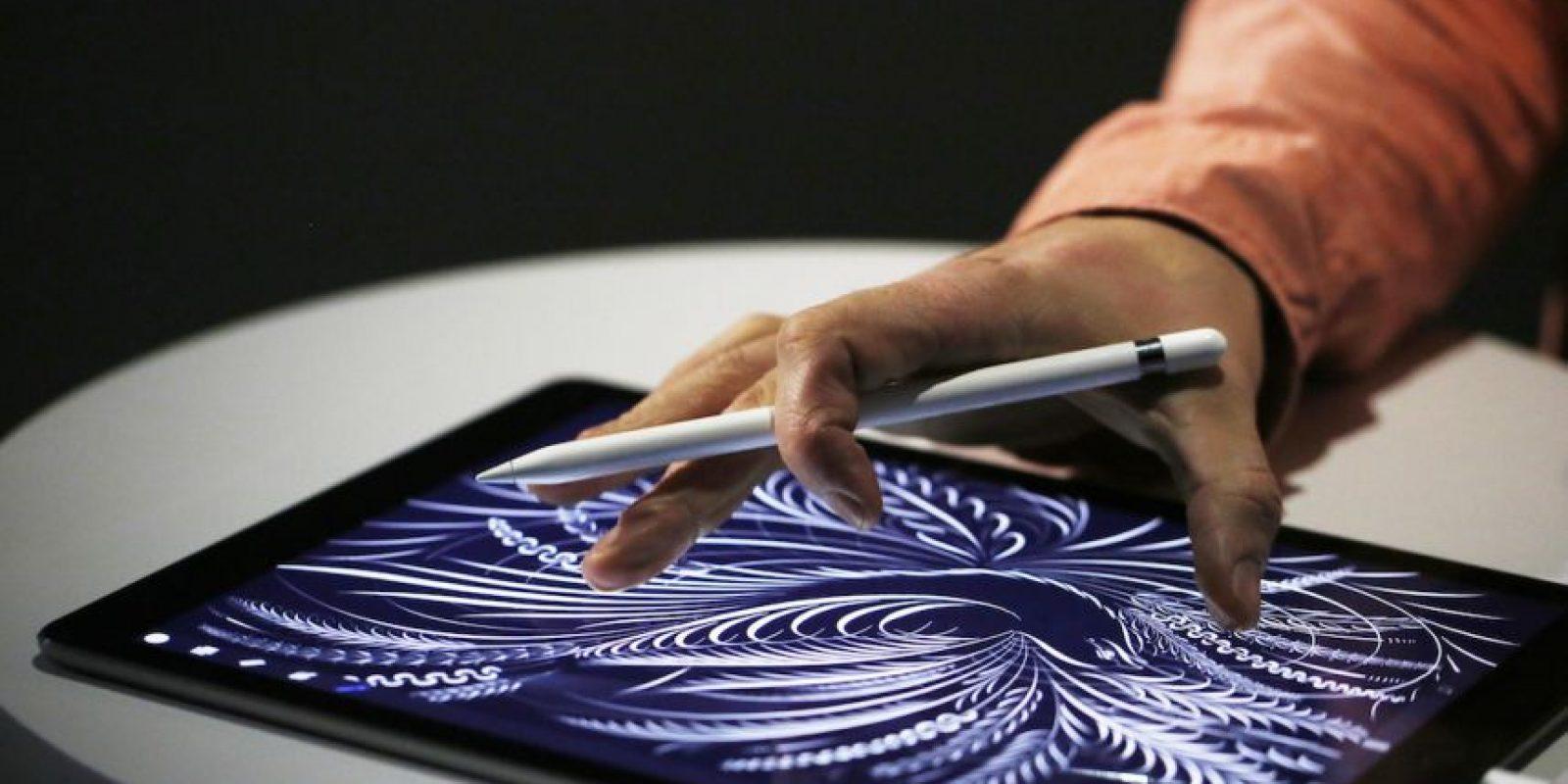 iPad Pro estará a la venta este miércoles. Foto:Getty Images