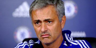 "Continúa la crisis de ""Mou"" y el Chelsea Foto:Getty Images"