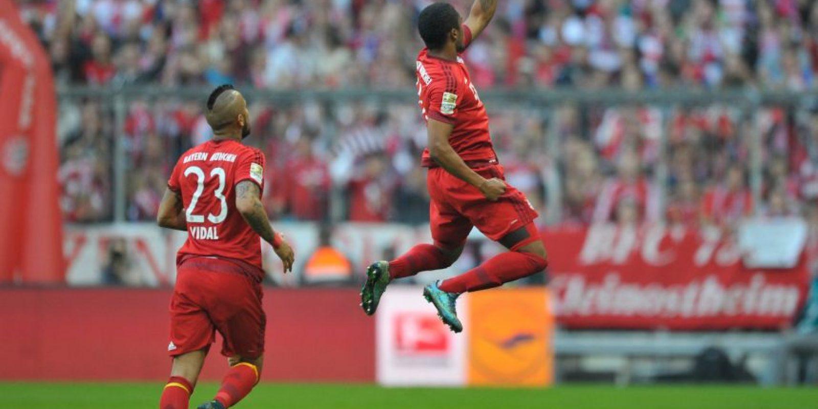 Bayern Múnich sigue en plan grande Foto:Getty Images