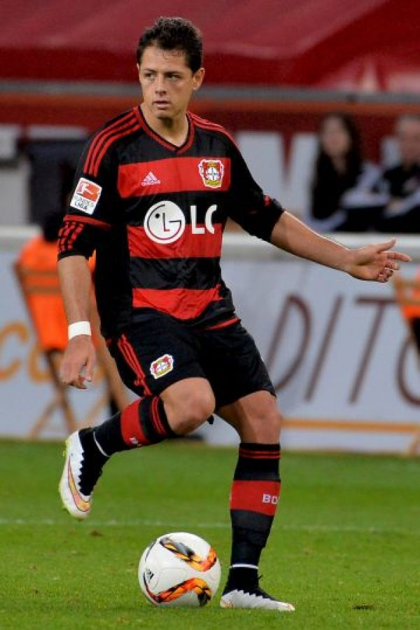 """Chicharito"" está enrachado Foto: Getty Images"