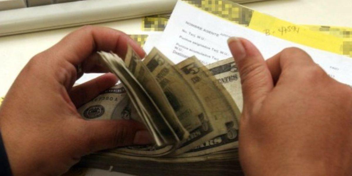 Se acelera el envió de remesas en los últimos meses
