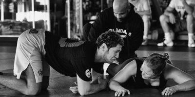 Miren las mejores imágenes del entrenamiento de Ronda Rousey: Foto:Vía instagram.com/rondarousey