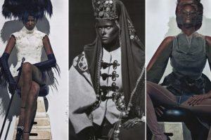 Pero su rostro aún muestra muchos prejuicios de raza, clase y género. Foto:vía Vogue