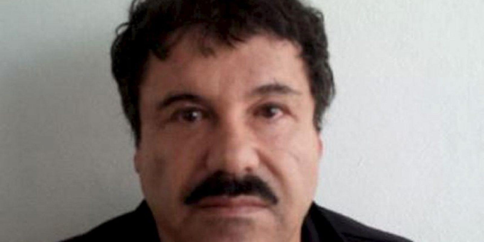"""La autoridades de Bolivia quieren prevenir que el narcotraficante mexicano Joaquín """"El Chapo"""" Guzmán entre a su territorio. Foto:AFP"""