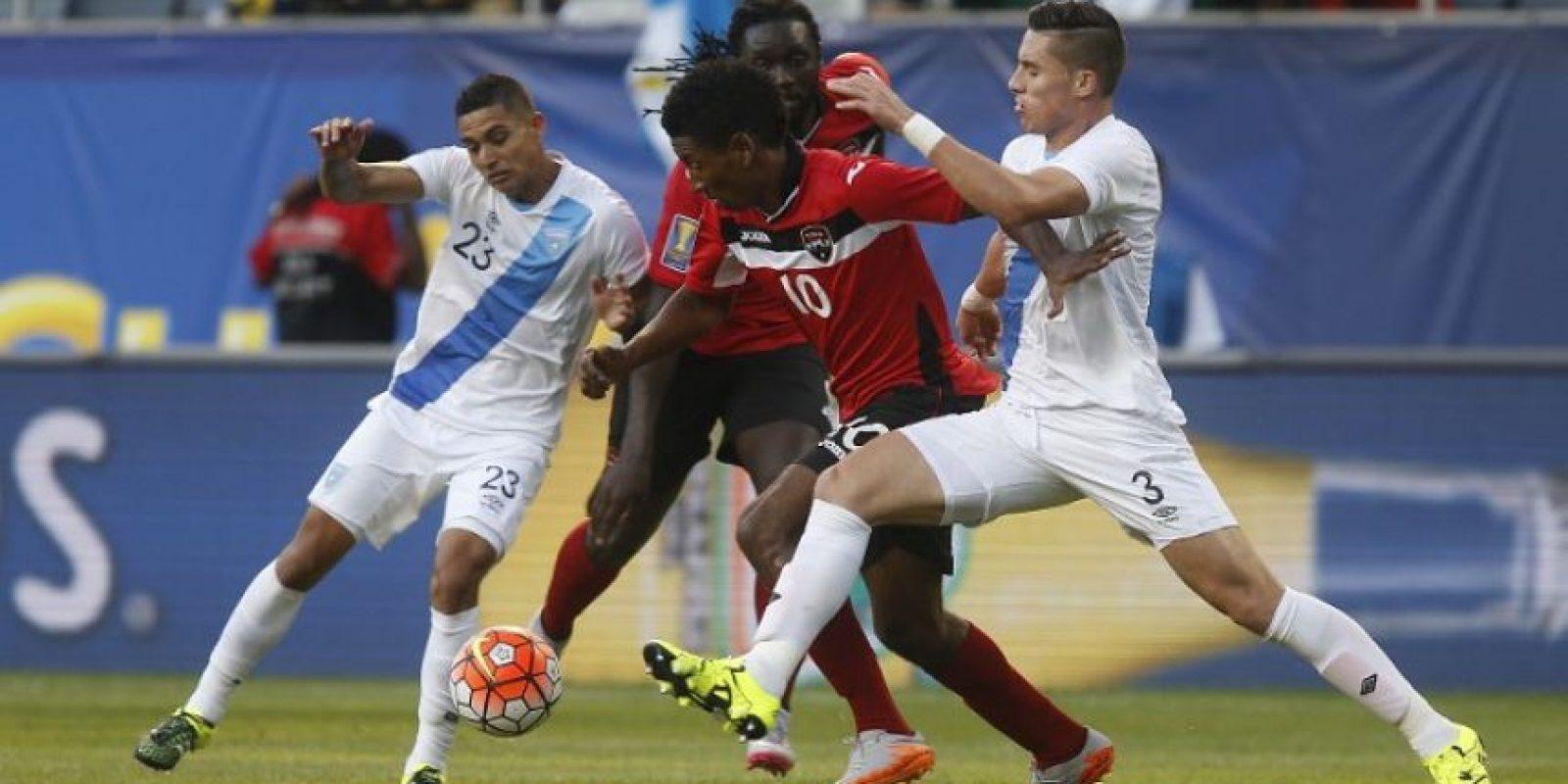 El choque marcará el inicio de la penúltima fase en la eliminatoria de la Concacaf. Foto:AFP