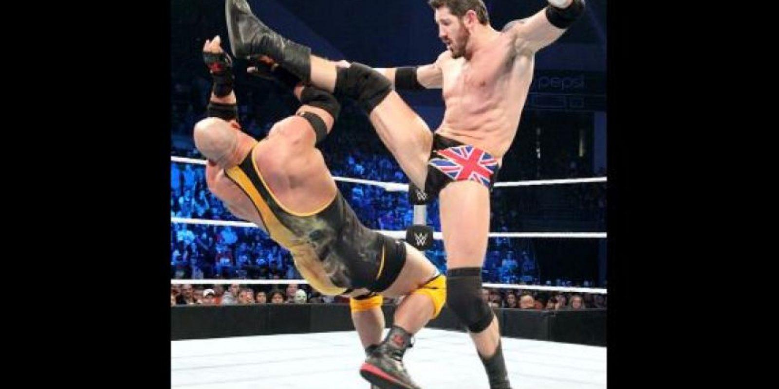 """Fue el líder de los extintos grupos """"The Nexus"""" y """"The Core"""" Foto:WWE"""