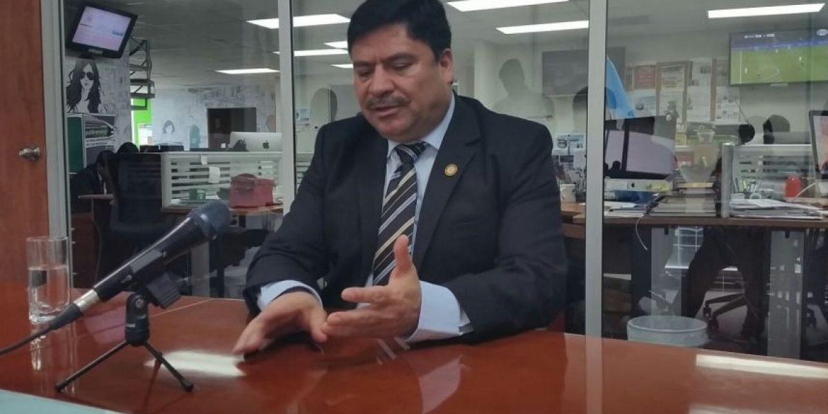 "Rafael Rojas, presidente de la CSJ: ""Se debe analizar para abolir la pena de muerte"""