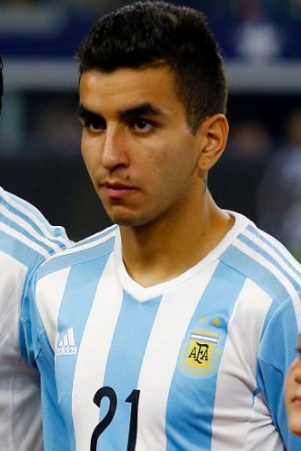 7. Ángel Correa (Argentina) Foto: Getty Images