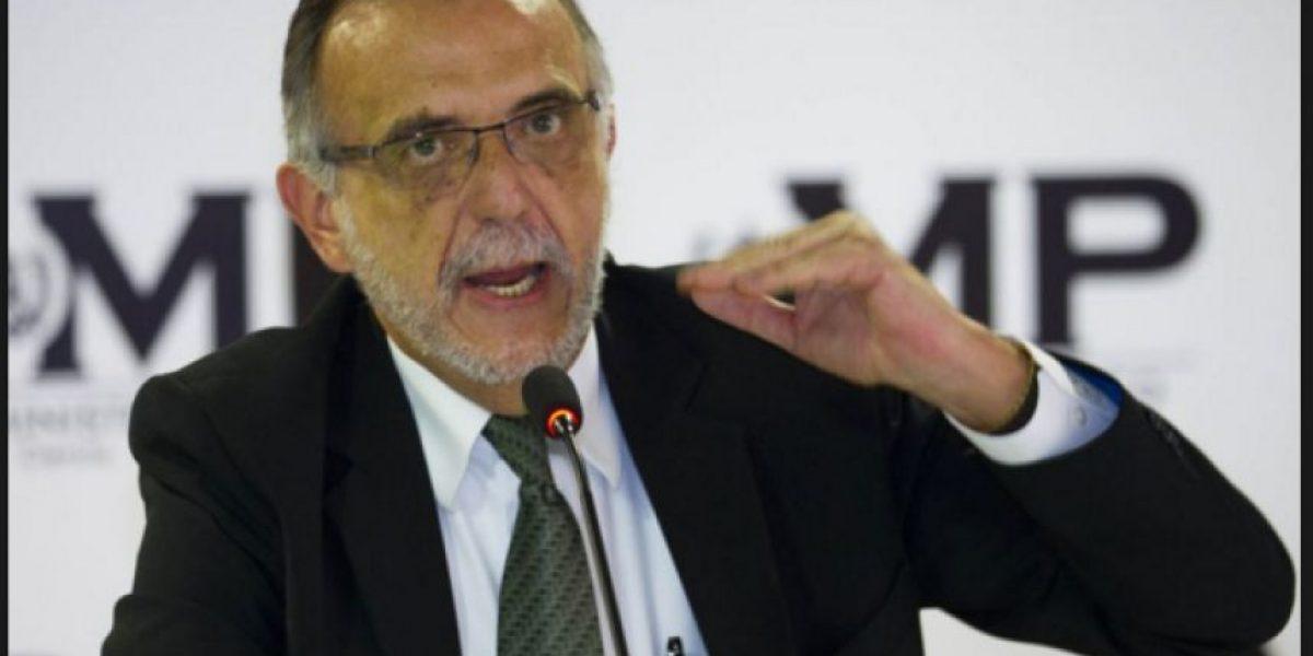 Jefe de CICIG considera viable implementar impuestos para financiar el sector de justicia