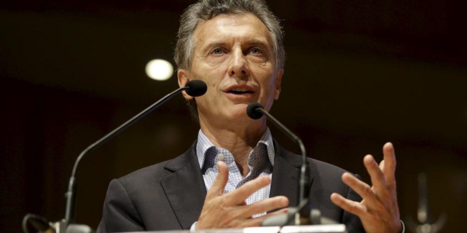 Una semana antes de las elecciones, Scioli y Macri tendrán un debate Foto:AP