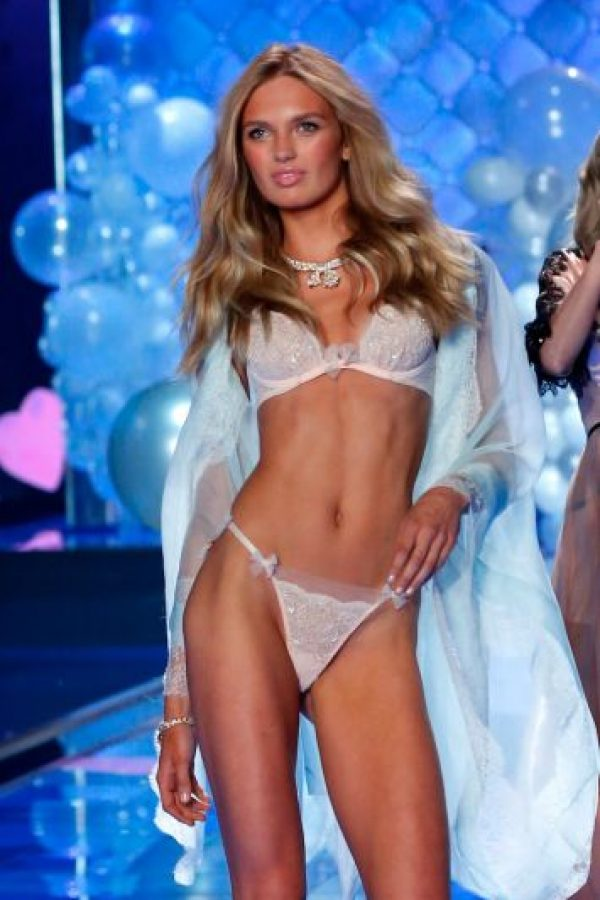 Romee Strijd de 20 años. Foto: Getty Images