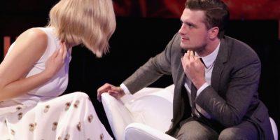Jennifer Lawrence tiene una manía que irrita al actor estadounidense, Josh Hutcherson. Foto:Getty Images