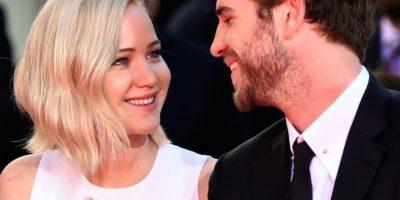 """Liam Hemsworth confesó que, a pesar de mantener una gran amistad con ella, odiaba besarla en el set de """"Los Juegos del Hambre"""". Foto:Getty Images"""