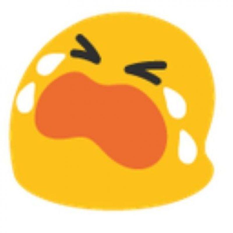 Cara llorando en Android. Foto:vía emojipedia.org