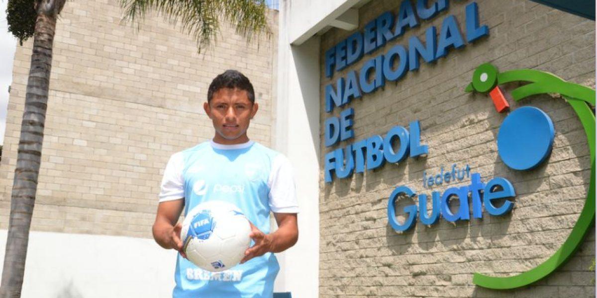 """Carlos Mejía: """"Me compraban zapatos de paca"""""""