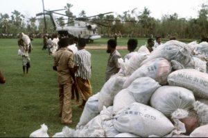 1991, Ciclón de Bangladesh. Otra tragedia en la India se debió a un ciclón categoría 5. Mató a 138 mil personas. Foto:Wikimedia Commons