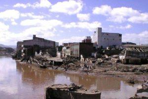Huracán Mitch. En 1998, Mich arrasó la parte central de América dejando 18 mil muertos Foto:Wikimedia Commons