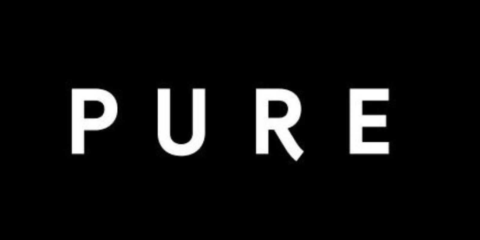 "Tan sencillo como decir ""sí"": Así funciona ""Pure"" Foto: GetPure.org"