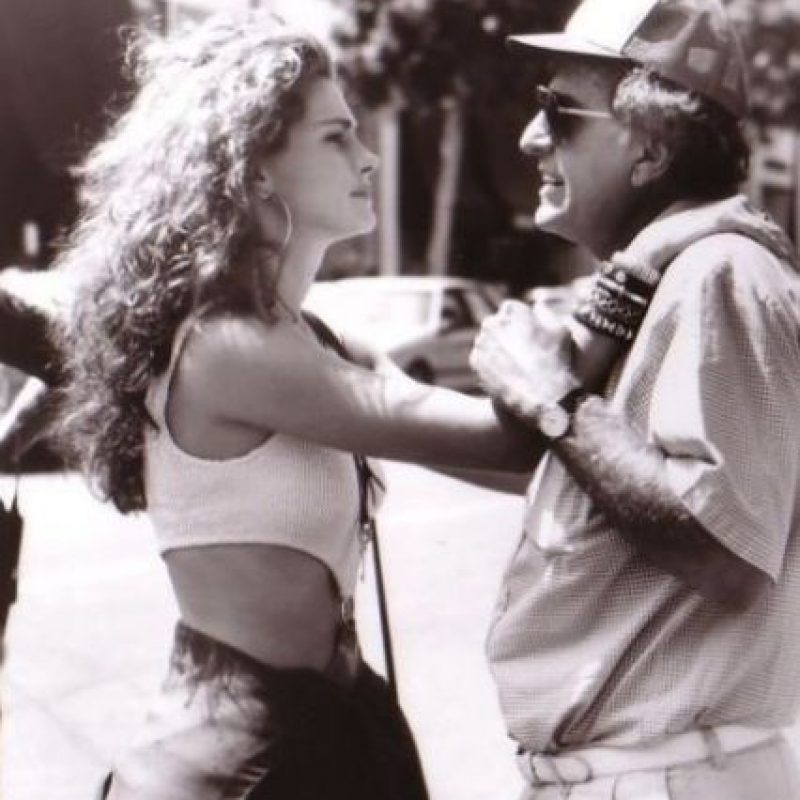 "5- Julia Roberts en ""Pretty Woman"". Foto: IMDB"