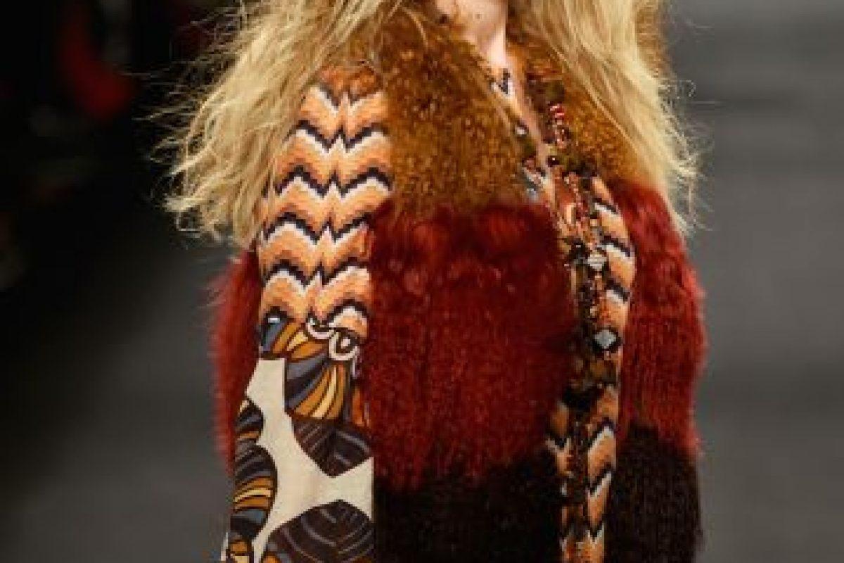 Una de las firmas que más ha contribuido a su carrera como modelo es Guess. Foto:Getty Images
