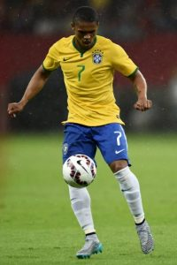 5. Douglas Costa (Brasil) Foto: Getty Images