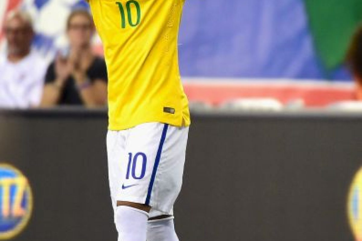 3. Neymar (Brasil) Foto:Getty Images