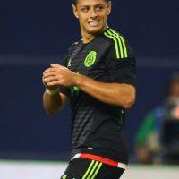 1. Javier Hernández (México) Foto:Getty Images