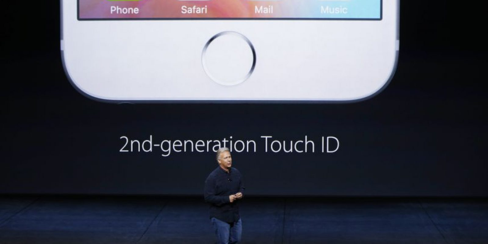 El Touch ID es dos veces más rápido. Foto:Getty Images