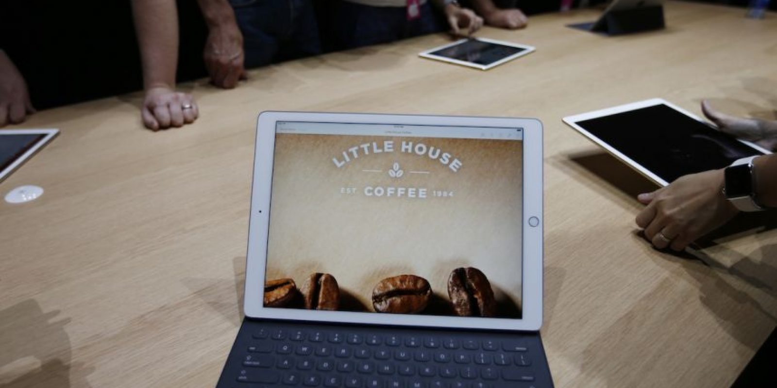 La nueva tableta de Apple llegará a América Latina. Foto: Getty Images