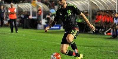 2. Miguel Layún (México) Foto:Getty Images
