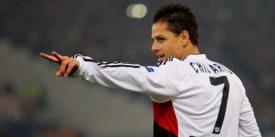 En sus primeros cuatro meses como jugador del Bayer Leverkusen, el mexicano suma 10 goles en todas las competiciones y tiene seis partidos marcando de forma consecutiva ya sea en Champions League, Bundesliga o DFB Pokal. Foto:Getty Images