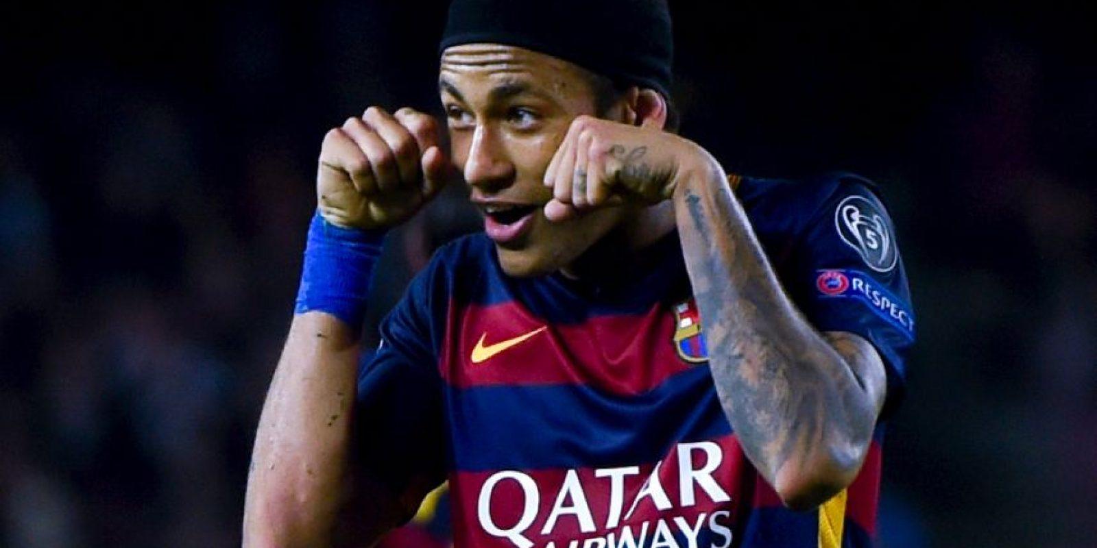 """El capitán de Brasil está de vuelta justo en su mejor momento. Ante la ausencia de Lionel Messi por lesión, Neymar ha tomado las riendas del Barcelona que ya es líder en la Liga de España. Además, el brasileño lidera también la lucha por el """"Pichichi"""" con 11 tantos, dos más que Luis Suárez y tres por encima de Cristiano Ronaldo. Foto:Getty Images"""
