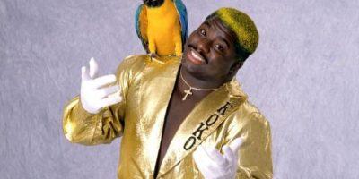 5. Koko B. Ware / Si quería lucir totalmente exótico, lo logró. Foto:WWE
