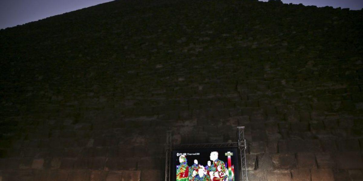 Descubren impresionante anomalía tras escanear pirámide de Egipto