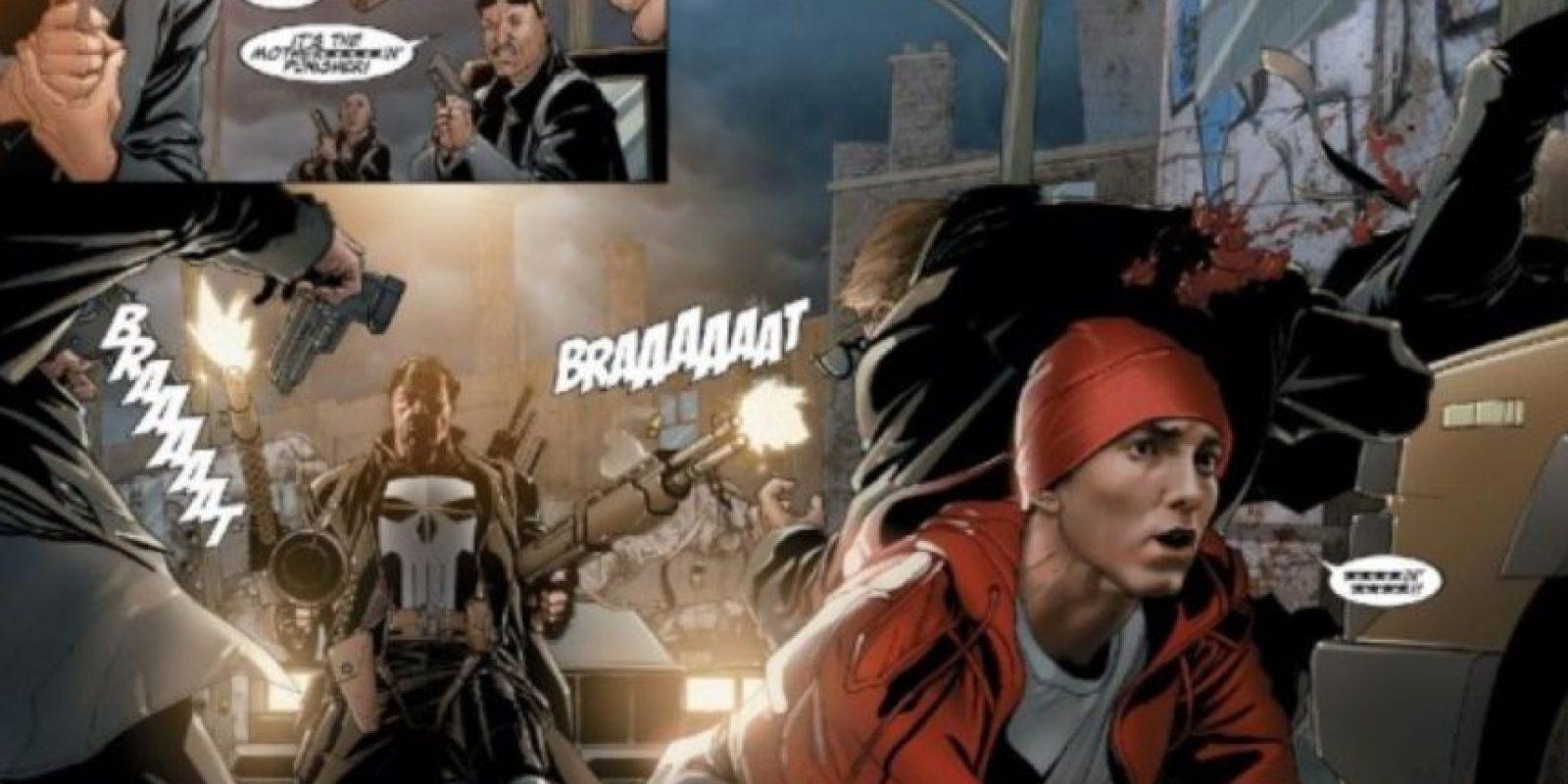 Por eso los dos se unen contra el villano. Foto:vía Marvel Cómics