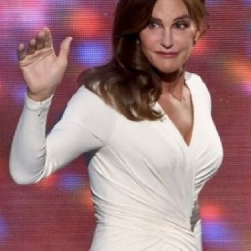 Sorprendió con su debut como mujer en los premios ESPY. Foto:Getty Images