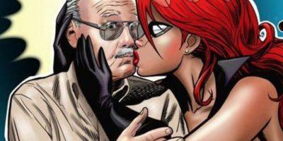 Sí, sabíamos en qué estaba pensando Stan Lee. Foto:vía Marvel Cómics