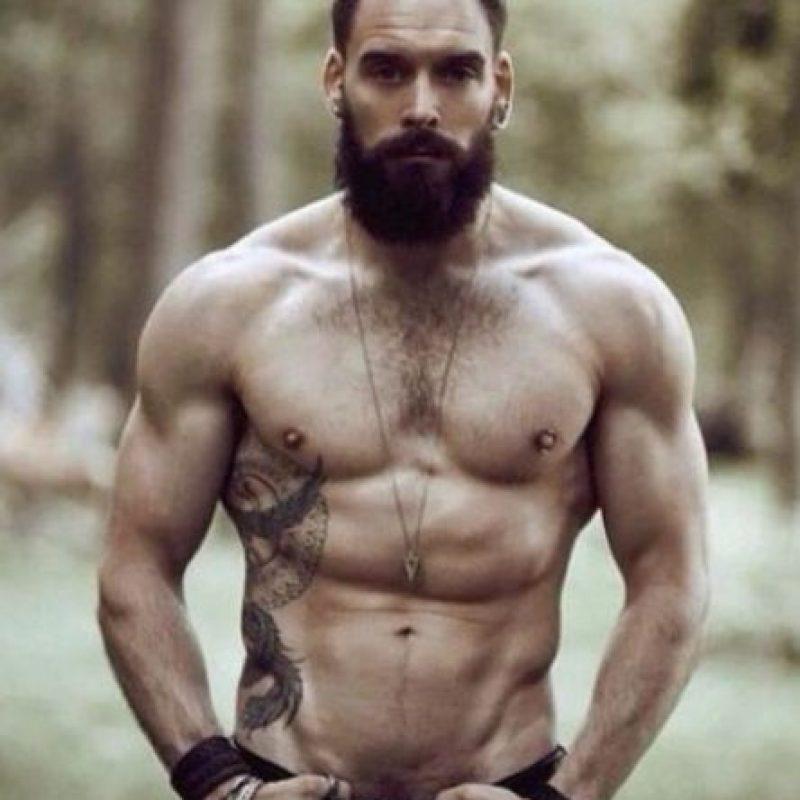 Para conseguir un peinado de hipster o lumbersexual. Foto:Vía Instagram