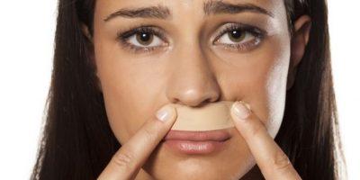 14. Otro accidente común es cortarse en una zona muy visible, tal como el bigote. Foto:Tumblr