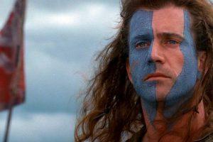 Mel Gibson era un actor y director oscarizado. Respetado. Foto:vía Getty Images