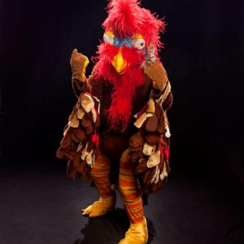17. The Goodbledy Gooker / Sin duda, la estrella más bizarra en la historia de la WWE. Foto:WWE