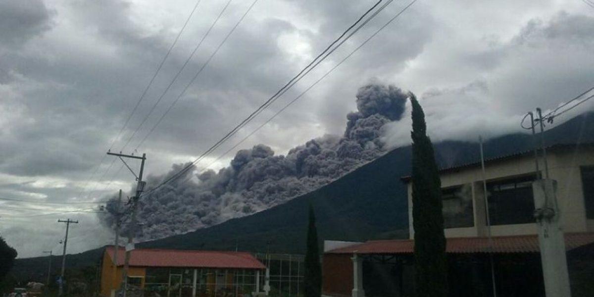 Estas son las recomendaciones de la Conred por actividad volcánica