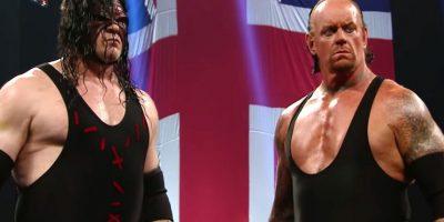 Ambos reaparecieron este 9 de noviembre para vengarse de The Wyatt Family. Foto:WWE