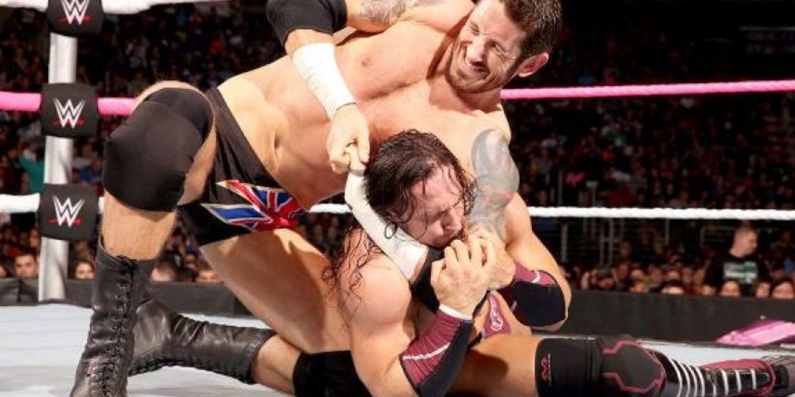 Forma parte de la WWE desde 2007. Foto:WWE