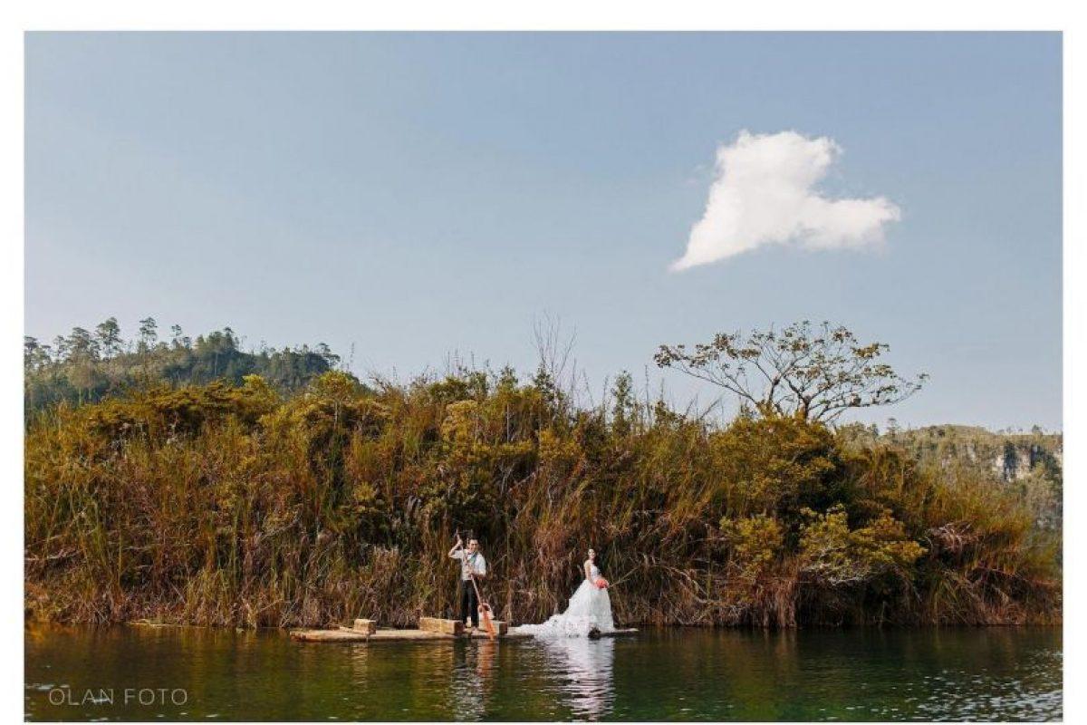 """""""Comencé de manera profesional en la fotografía de stock, haciendo sesiones fotográficas con diversas temáticas, las cuales se vendían a través de internet"""". Foto:Abimelec Olán"""